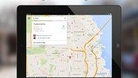 Google Maps 2.0: Neue Version der Maps-App mit iPad-Unterstützung erhältlich