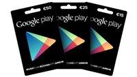 Google Play Geschenkkarten: Deutschland-Start offiziell bestätigt