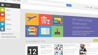 Play Store, Google+: Problem mit schwer lesbarer Schriftart beheben - so geht's