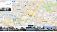 Google Views: Photospheres in Google Maps integriert