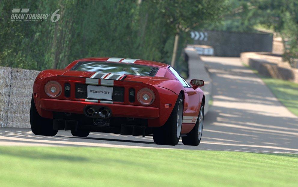 Gran Turismo 6: Goodwood Hill Climb als neue Strecke vorgestellt