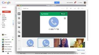 Google Hangouts: Telefonfunktion als erster Schritt zur Google Voice-Integration