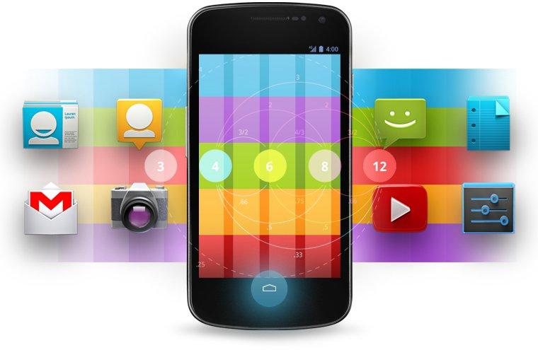 Holo UI: Androids einheitliches Nutzer-Interface