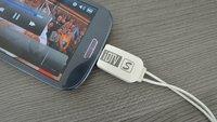 Elgato EyeTV micro und OEO iDTV-S im Test: DVB-T per Micro-USB aufs Smartphone