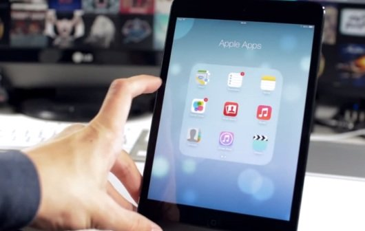 iOS 7 für iPad: Erste Hands-On-Videos