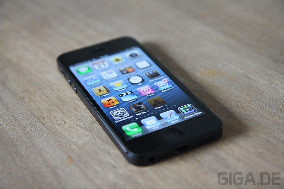 Warum ich das iPhone 5 nicht weglegen kann (Kommentar)