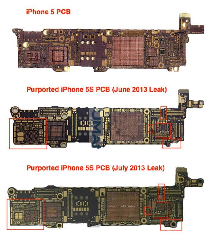 iPhone 5S Logic Board