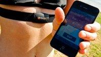 Herzfrequenzmesser für iPhone: BlueLeza HRM Blue im Test (& Rabatt-Code)