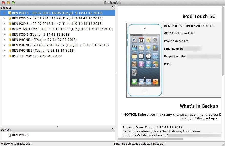 Ibackupbot For Mac Os