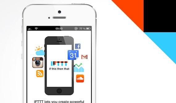IfThisThenThat für iPhone: IFTTT in der Hosentasche