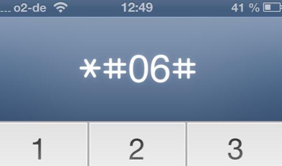 IMEI-Nummer am iPhone herausfinden und anzeigen (Einsteigertipp)