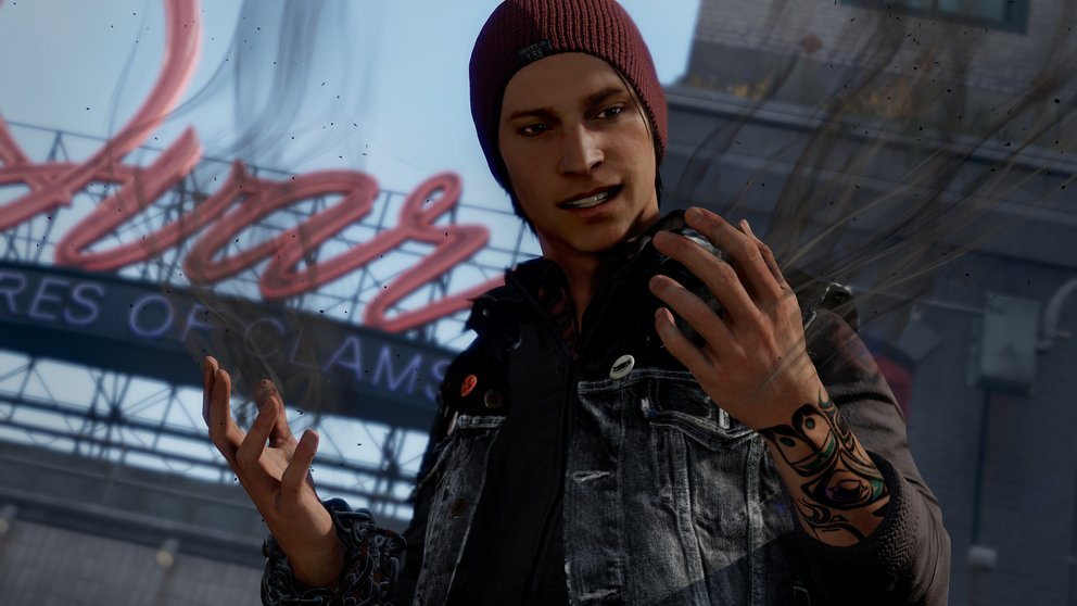 InFAMOUS: Second Son: Release erst im April?