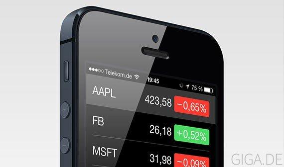 Apples Quartalszahlen Q3 FY13: Was Analysten erwarten