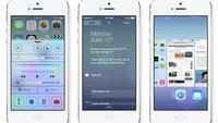 iOS 7: 2 Millionen Beta-Tester, doppelt so beliebt wie iOS 6