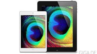 iPad mini 2: Hinweise in iOS 7 Beta deuten auf A6-Chip und kein Retina-Display hin
