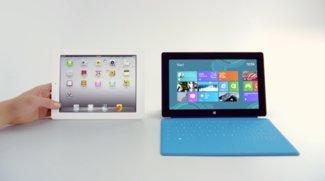 Here we go again: Microsoft mit neuer Anti-iPad Werbung