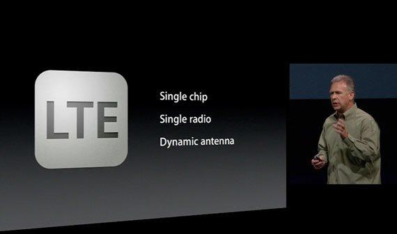 iPhone 5S: Neuer Mobilfunkchip für superschnelles LTE-Advanced