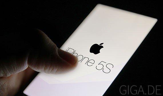 iPhone 5S: Fotos und Spezifikationen aufgetaucht