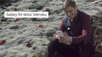 Samsung Galaxy S4: Isländische S4 Werbung bizarrer als alles Bisherige