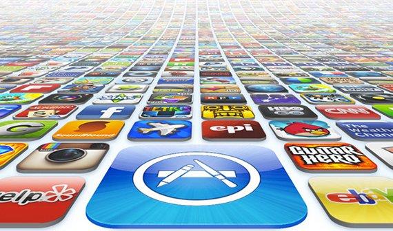 Zum fünften Geburtstag: XXL-Poster zeigt Geschichte des App Stores