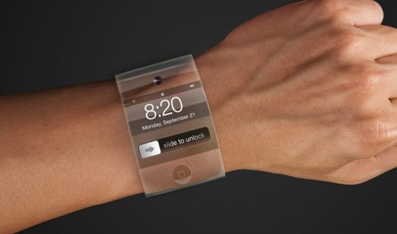 So könnte die flexible Batterie der iWatch aussehen [Video]