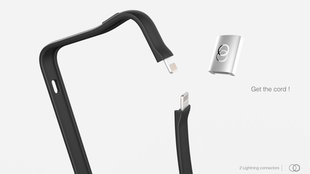 iPhone 5: Bumper als Ladekabel - Juice up