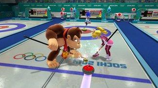 Mario & Sonic bei den Olympischen Winterspielen 2014: Trailer zeigt Snowboarden und weitere Events