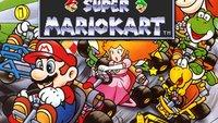 NostalGIGA: Super Mario Kart auf dem SNES!