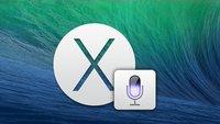 OS X Mavericks: Verbesserte Diktierfunktion (mit Video)