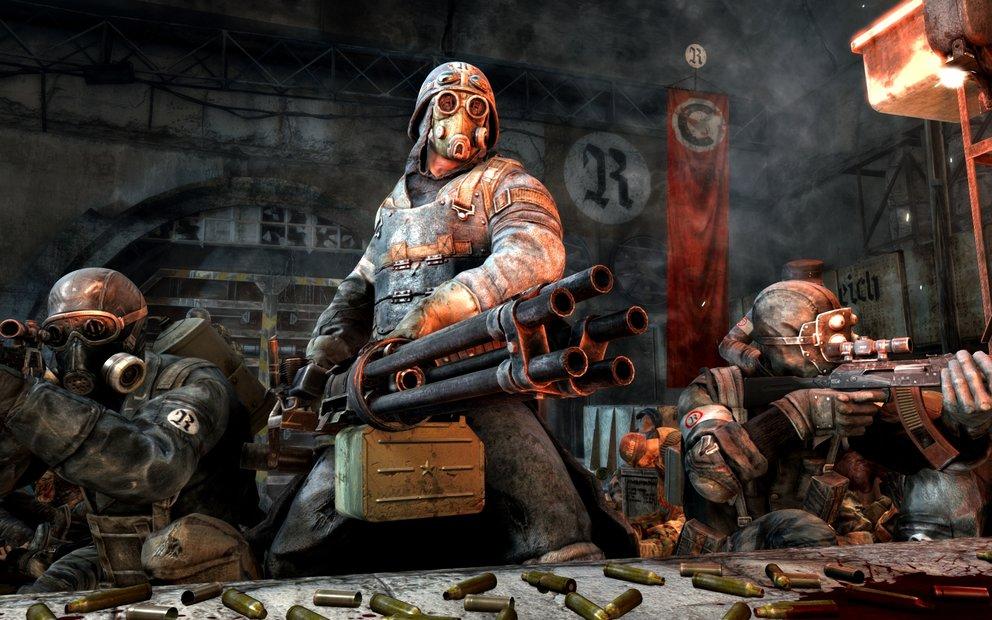 Metro Last Light: Faction Pack nun auf Steam verfügbar