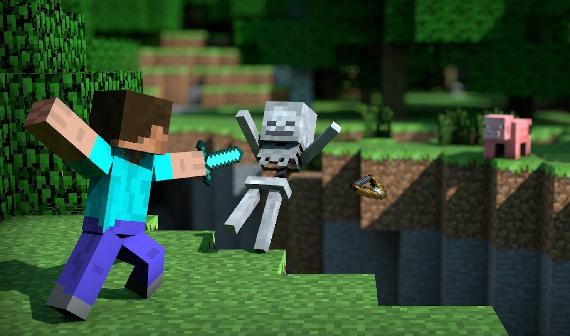 Minecraft Mac Alle Infos Bei GIGA - Minecraft auf imac spielen