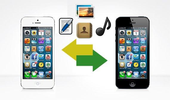 Iphone 5s kontakte übertragen