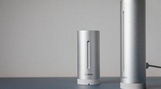 Netatmo: Wetterstation mit CO2- und Lärmsensor für iOS und Android (inkl. Verlosung)