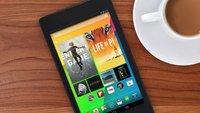 Nexus 7-Nachfolger: Hands-On-Video, Vergleich mit iPad mini