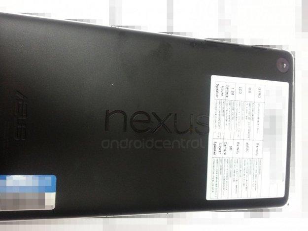 Nexus 7 2: Video, Specs &amp&#x3B; Preis geleakt&#x3B; Google-Event nächsten Mittwoch