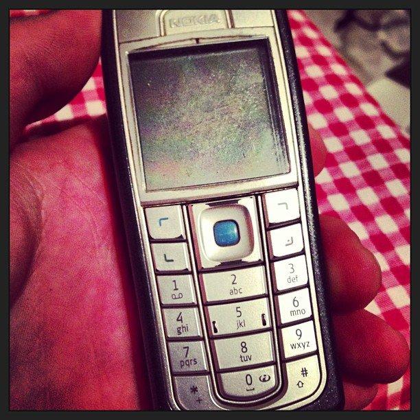 Mein nokia phone