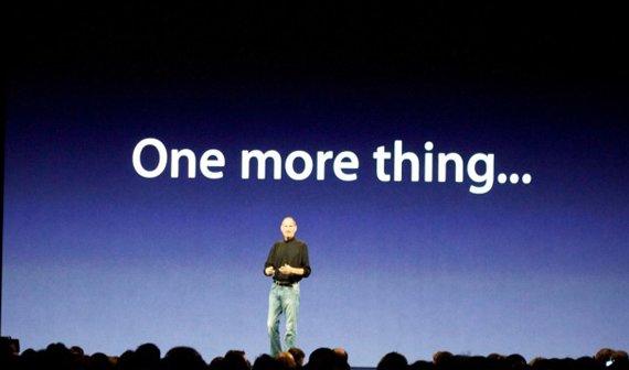 Apple plant Großes für die kleine iWatch
