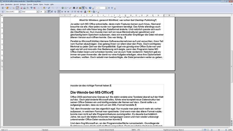 windows schreibprogramm kostenlos