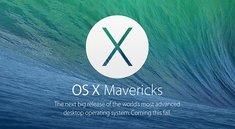 OS X Mavericks: Entwickler können sechste Beta herunterladen