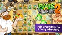 Pflanzen gegen Zombies 2 für iPhone und iPad: Schon jetzt kostenlos spielen