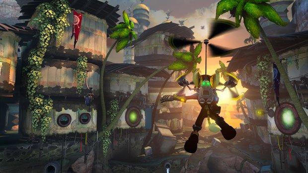 Ratchet & Clank Nexus: Erscheint im Herbst für die PS3