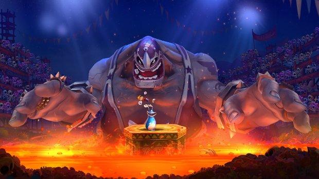 Rayman Legends: Enthält 40 Level aus Rayman Origins