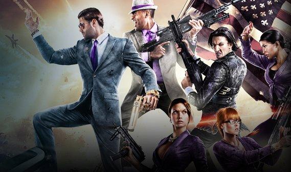 Saints Row 4: Und Schnitt! Gewaltgeminderte Version im Steam-Store