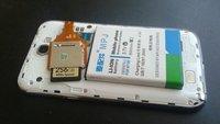 Samsung Galaxy Note 2: Geräte-Mod mit 8500 mAh-Akku, Dual-SIM und 288 GB Speicher