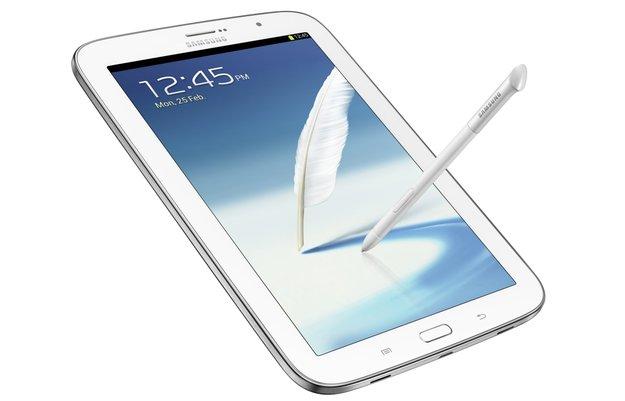 Samsung Galaxy Note 8.0: Rollout von Android 4.2.2 hat begonnen