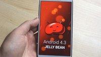 Samsung Galaxy S4: Erste Firmware I9505XXUEMI8 mit Android 4.3 geleakt