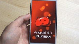 Android 4.3: Neueste Jelly Bean-Variante vorgestellt, Neuerungen in der Übersicht