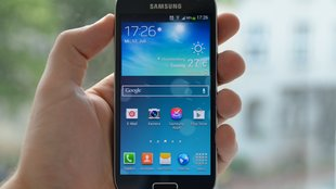 Samsung Galaxy S4 mini im Test: Flaggschiff in der Buddel