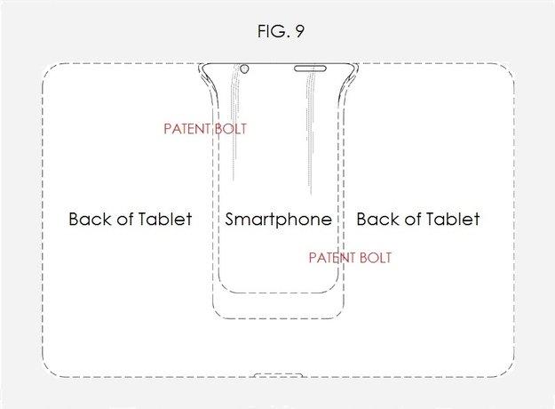 Samsung: Patent für Padfone-Konkurrenten gewährt