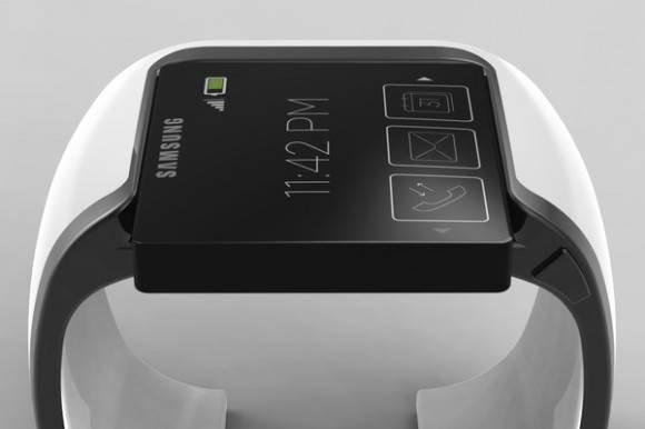 Samsung GEAR: Markenzeichen für die eigene Smartwatch eingetragen?
